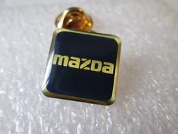 PIN'S    LOGO   MAZDA - Andere