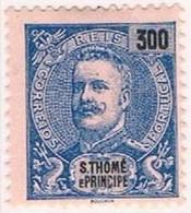 S. Tomé, 1898/901, # 55, MH - St. Thomas & Prince