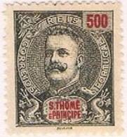 S. Tomé, 1898/901, # 56, MNG - St. Thomas & Prince