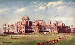 Bikanir Palace . INDIA // INDE. - India