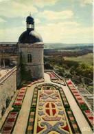 24 - Hautefort - Le Château Et Ses Superbes Jardins à La Française - Terrasse Sud - Parterres De Fleurs - Voir Scans Rec - Frankreich