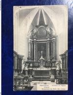 """HAKENDOVER----cpa--""""Intérieure De L'Eglise""""---1919 - Tienen"""