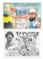 Illustrateur Lot De 16 CPM - Postkaarten