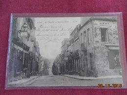 CPA - Antrain - Grande-Rue - Francia