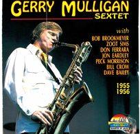 CD N°5930 - GERRY MULLIGAN SEXTET 1955-1956 - COMPILATION 14 TITRES - Jazz