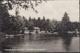 D-98711 Frauenwald - Rennsteig - Gaststätte Zum Lenkgrund - Schmiedefeld