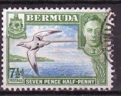 Bermuda George VI 7½d Single Stamp From The 1938 Definitive Set. - Bermuda