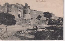 Old Fort, Delhi. INDIA // INDE. - India