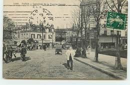 PARIS XIV - Carrefour De La Tombe-Issoire - ELD - District 14