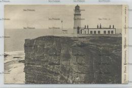 Orkney Postcard Noup Head Lighthouse Westray Leonard's Orkney Series - Orkney