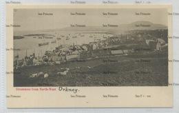 Orkney Postcard Stromness From North West GWW Washington Wilson 1900s - Orkney