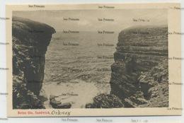 Orkney Postcard Kirkwall Betna Gio Sandwick Rocks George Washington Wilson GWW - Orkney