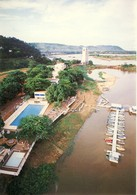 Bangui  Le Rock Hôtel  Cp Format 10-15 - Repubblica Centroafricana