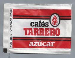 Suikerzakje.- CAFÉS TARRERO AZUCAR. SPANJE. -. Sugar Sucre Zucchero Zucker - Suiker
