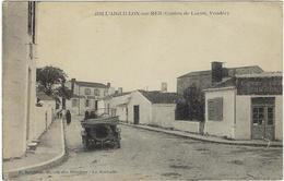85 L 'aiguillon  Sur Mer  Canton De Lucon - Other Municipalities