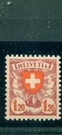 Schweiz, Wappenschild , Nr. 195 Y Postfrisch ** - Schweiz