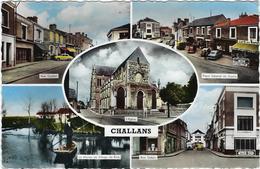 85 Challans Vues Multiples - Challans