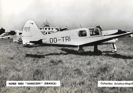 "AVION----NORD 1203   "" NORECRIN ""---( FRANCE )--collection Aviation-magazine---voir 2 Scans - 1946-....: Ere Moderne"