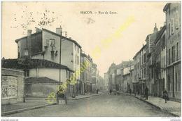 71. MACON . Rue De Lyon . - Macon