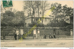 54. BACCARAT . Chateau Des Cristalleries . - Baccarat
