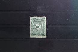 Jugoslawien Portomarken 61IIA ** Postfrisch #TL955 - Jugoslawien