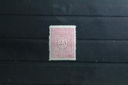 Jugoslawien Portomarken 60IIA ** Postfrisch #TL954 - Jugoslawien
