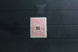 Jugoslawien Portomarken 62II ** Postfrisch #TL956 - Jugoslawien
