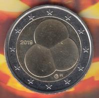 @Y@  Finland   2 Euro Commemorative  2019    (19) - Finlande