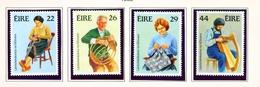 IRELAND  -  1983  Handicrafts  Set  Unmounted/Never Hinged Mint - Unused Stamps