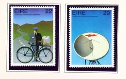 IRELAND  -  1983  Communication Year  Set  Unmounted/Never Hinged Mint - Unused Stamps
