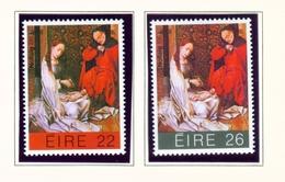 IRELAND  -  1983  Christmas  Set  Unmounted/Never Hinged Mint - Unused Stamps