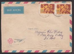 Vietnam Airmail 1987 - Vietnam