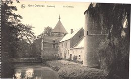 Belgie - Belgique - Grez Doiceau - Le Château - Chaumont-Gistoux