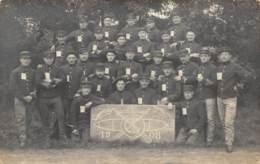 Carte-Photo Animée - Anvers - Compagnie De Torpilleurs - Regiments