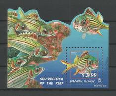 Pitcairn 2003 Squirrelfish S/S Y.T. BF 30 (0) - Pitcairneilanden