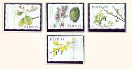 IRELAND  -  1984 Trees Set  Unmounted/Never Hinged Mint - Unused Stamps