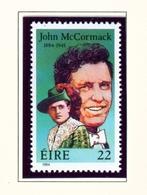IRELAND  -  1984 John McCormack Set  Unmounted/Never Hinged Mint - Unused Stamps