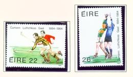 IRELAND  -  1984 Gaelic Sportsl Set  Unmounted/Never Hinged Mint - Unused Stamps
