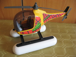 Hélicoptère PLAYMOBIL - Playmobil