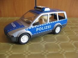Voiture De Police Playmobil - Playmobil