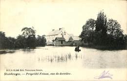 CPA - Belgique - Stambruges - Propriété Frison - Beloeil