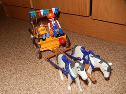 Caleche Playmobil - Playmobil