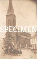 Fotokaart Kerk Moen - Zwevegem