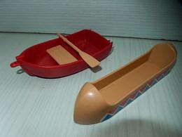 Barque / Canoe Playmobil - Playmobil