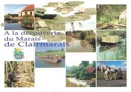 A LA DECOUVERTE DU MARAIS DE CLAIRMARAIS - MULTI VUES - France