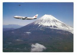 BOEING 747 THE JUMBO JETPLANE LE MONT FUJI  Voir Detail Annonce - Aerei