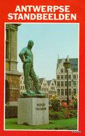 Antwerpse Standbeelden - Piet Schepens - Histoire
