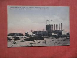 Aruba D.W.I. Eagle Oil Company's Machinery        Ref 3765 - Aruba
