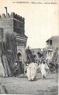 MARRAKECH DJEMA ET FENA SOUK DES ROSEAUX - Marrakech