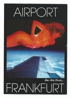 AIRPORT FRANKFURT CPM ECRITE Voir Detail Annonce - Aerodromi